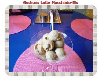 Eis: Latte Macchiato-Eis - Rezept