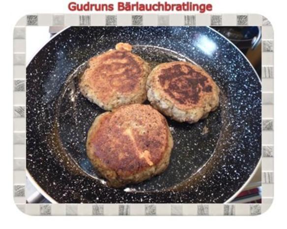 Kartoffeln: Bärlauchbratlinge - Rezept - Bild Nr. 15
