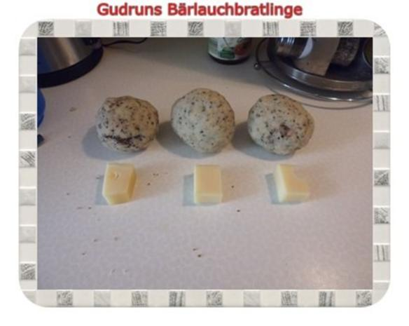 Kartoffeln: Bärlauchbratlinge - Rezept - Bild Nr. 8