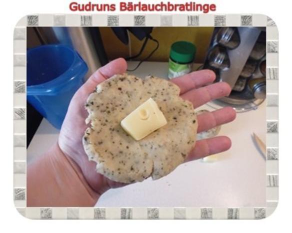 Kartoffeln: Bärlauchbratlinge - Rezept - Bild Nr. 9