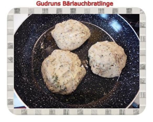Kartoffeln: Bärlauchbratlinge - Rezept - Bild Nr. 10