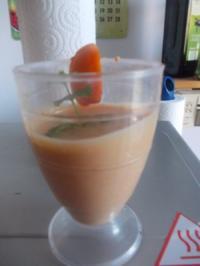 Dessert - Schnelle Joghurtkaltschale - Rezept