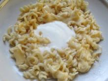 Kochen: Nudeln mit Käse - Rezept