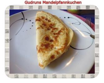 Kuchen: Mandelpfannkuchen - Rezept