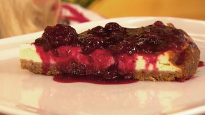 New York Cheesecake - Rezept