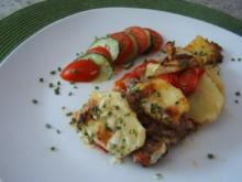 Kartoffel-Lasagne - Rezept