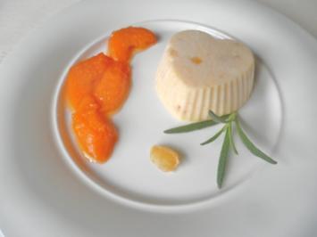 Mediterranes Honig - Parfait ... - Rezept
