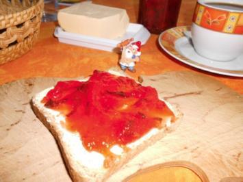 Rezept: Erdbeer-Basilikum -Konfitüre>>