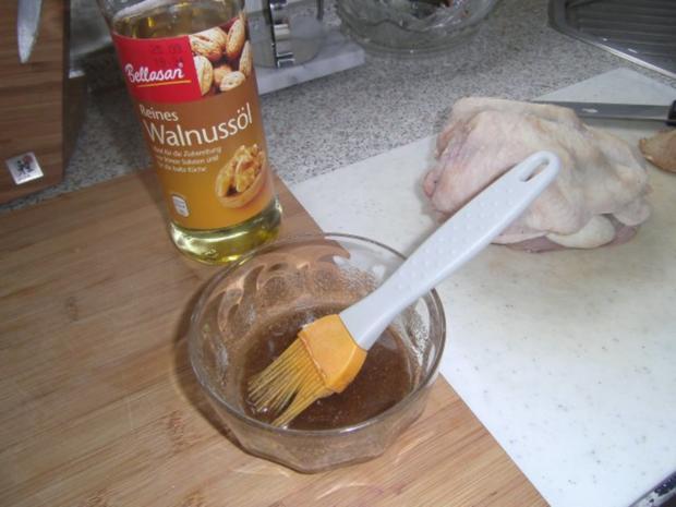Hähnchenbrust mit Haut und Knochen - Rezept - Bild Nr. 5