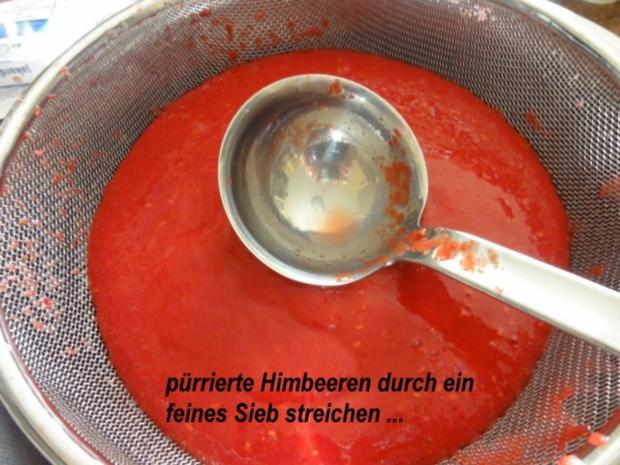 M+G: HIMBEERGELEE - Rezept - Bild Nr. 4