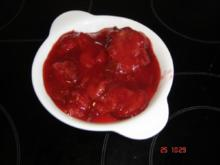 Zwetschgenkompott - Rezept