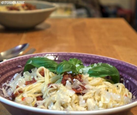 Sommerspaghetti - Rezept - Bild Nr. 9