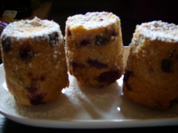 Kuchen Im Glas Heidelbeer Schoko Kuchen Rezept Kochbar De