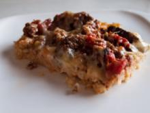 Foxys Blumenkohl-Pizza - Rezept