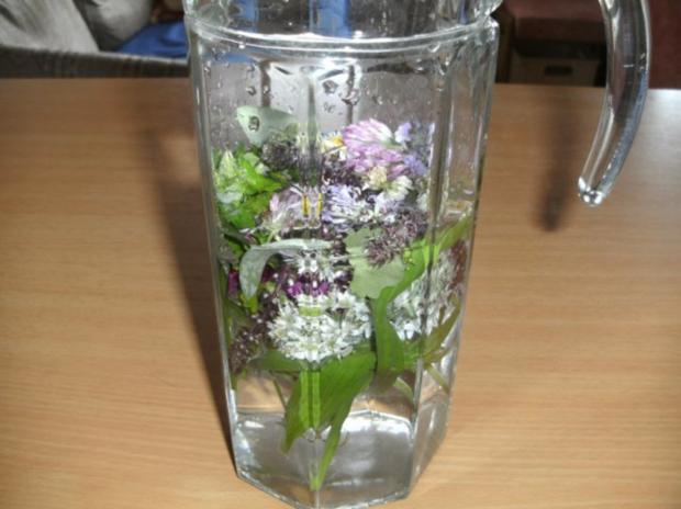 Gesundheit: Wellness - Drink - Rezept