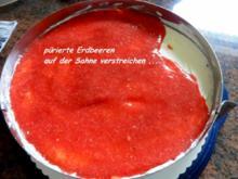 Rührteig:  SCHOKO - ERDBEER - KUCHEN - Rezept - Bild Nr. 10
