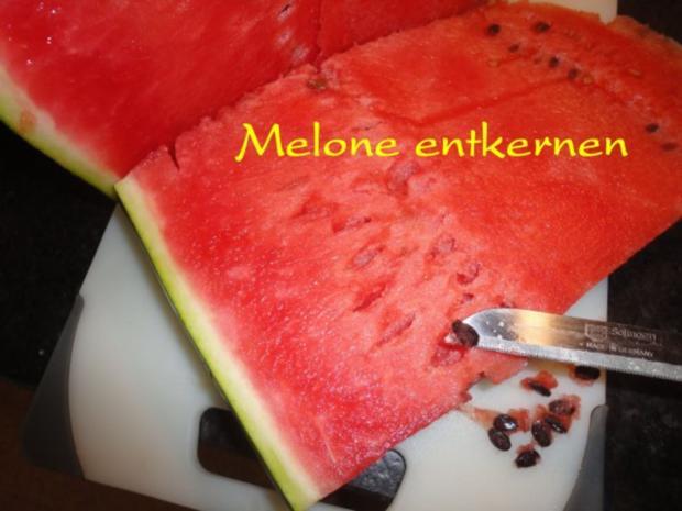 Melonen Schale - Rezept - Bild Nr. 2