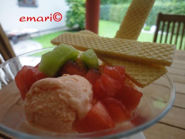 Melonen Eis - Rezept - Bild Nr. 14
