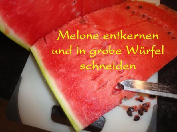 Melonen Eis - Rezept - Bild Nr. 3