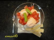 Melonen Eis - Rezept