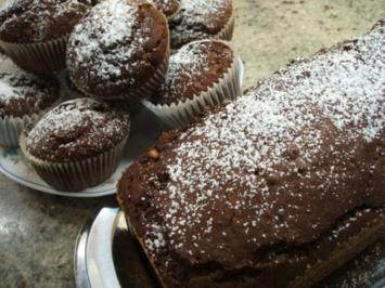 Backen: Gewürzkuchen- und Muffins - Rezept