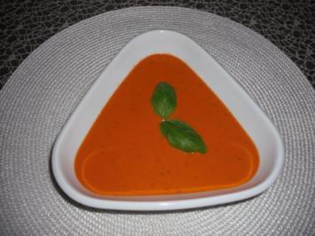 Tomaten-Creme - Rezept