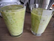 Smoothie : Bananen - Salat - Smoothie - Rezept