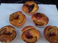 Pflaumen Törtchen ( Muffin ) - Rezept
