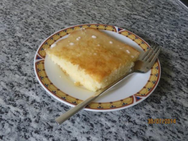 Fluffiger Zitronenkuchen - Rezept - Bild Nr. 2