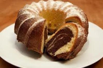 Marmorkuchen Mit Kirschen Und Zebrakuchen Rezepte Kochbar De