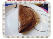 Kuchen: Schoko-Mandel-Pfannkuchen - Rezept