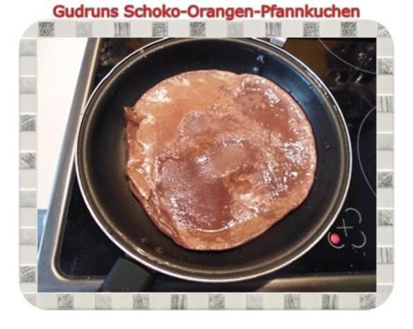 Kuchen: Schoko-Mandel-Pfannkuchen - Rezept - Bild Nr. 9