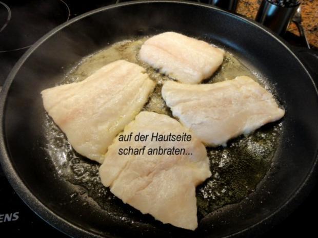 Fisch:   KABELJAU  gebraten - Rezept - Bild Nr. 8