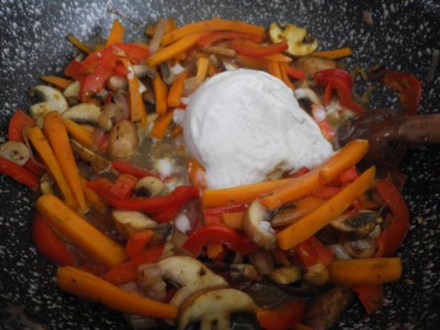 Vegan : Gemüse - Curry - Kokosmilch - Pfanne ...die 2. - Rezept - Bild Nr. 5