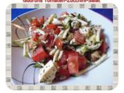 Salat: Tomaten-Zucchini-Salat - Rezept