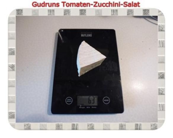 Salat: Tomaten-Zucchini-Salat - Rezept - Bild Nr. 3
