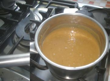 Rezept: Jägersauce  zu vielen Gerichten wie Nudeln mit, Jägerschnitzel mit usw