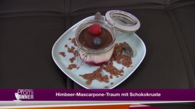 Himbeer-Mascarpone-Traum mit Schokokruste (Iris Mareike Steen) - Rezept