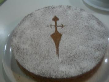 Tarta de Santiago - Rezept