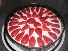 Erdbeer-Bottermelk-Torte - Rezept