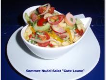 """Sommer-Nudel Salat """"Gute Laune"""" - Rezept"""