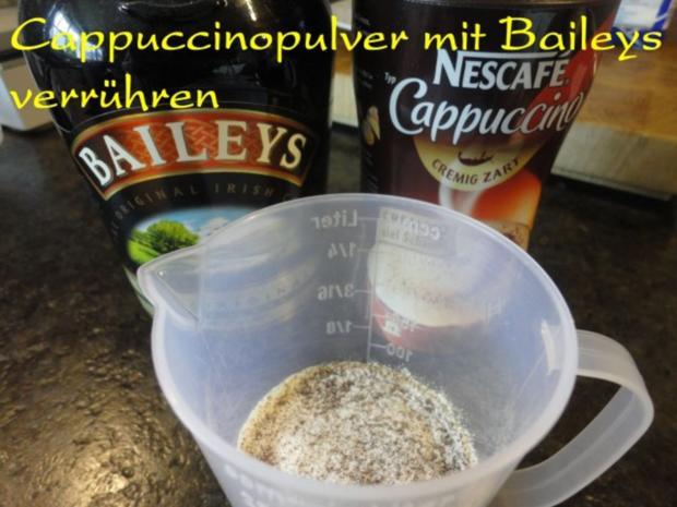 Eiszauber:  Baileys - Cappuccino - Eis - Rezept - Bild Nr. 5