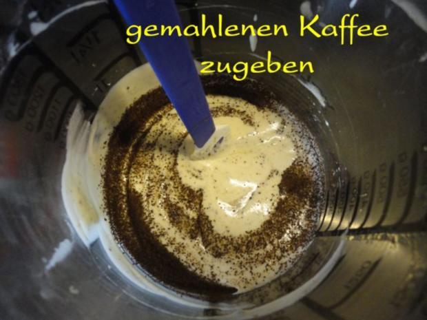 Eiszauber:  Baileys - Cappuccino - Eis - Rezept - Bild Nr. 8