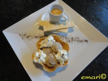 Eiszauber:  Baileys - Cappuccino - Eis - Rezept