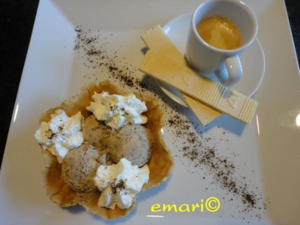 Eiszauber:  Baileys - Cappuccino - Eis - Rezept - Bild Nr. 11