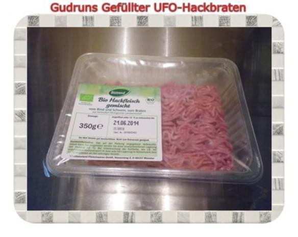 Hackfleisch: Gefüllte Hackfleisch-UFO`s - Rezept - Bild Nr. 2