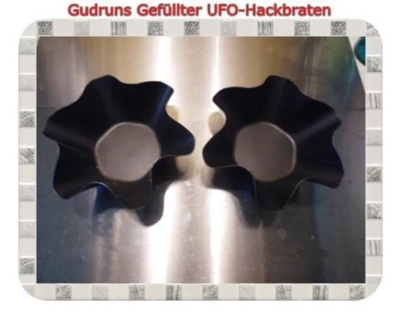 Hackfleisch: Gefüllte Hackfleisch-UFO`s - Rezept - Bild Nr. 6