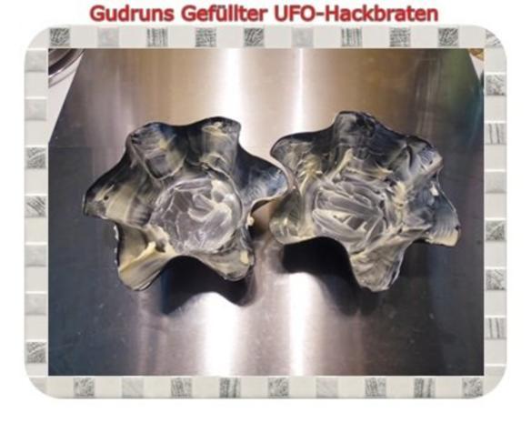 Hackfleisch: Gefüllte Hackfleisch-UFO`s - Rezept - Bild Nr. 7