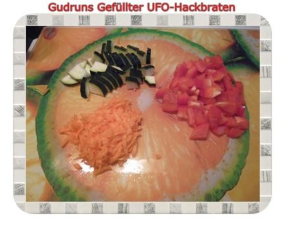 Hackfleisch: Gefüllte Hackfleisch-UFO`s - Rezept - Bild Nr. 10