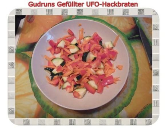 Hackfleisch: Gefüllte Hackfleisch-UFO`s - Rezept - Bild Nr. 11